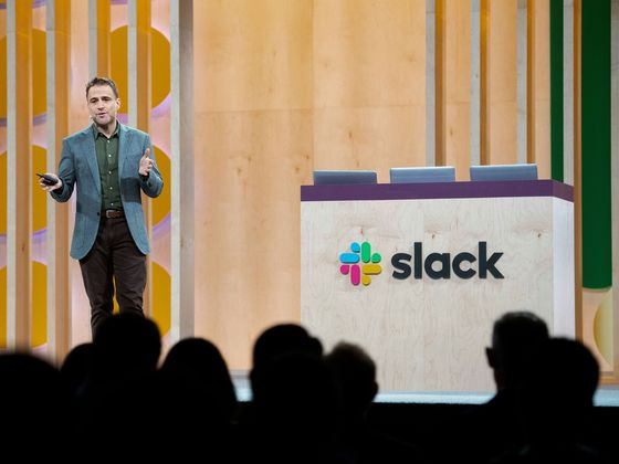 Slack's CEO Is Back in The Passenger Seat After Salesforce Deal