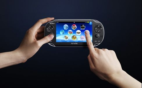 Sony PlayStation Vita's Debut in U.S.
