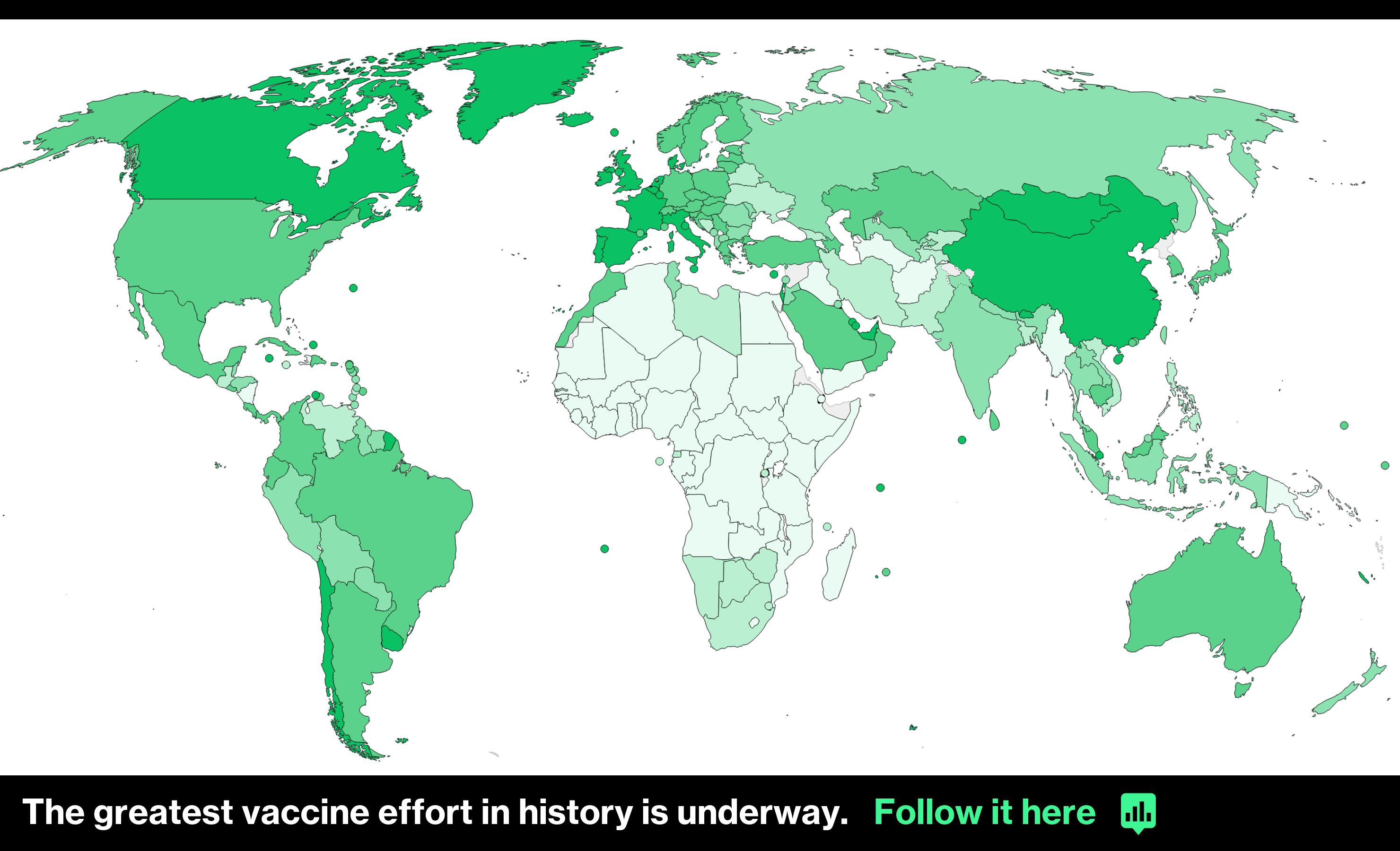 relates to コロナ禍の出口、あと半年見えずか-変異株とワクチンいたちごっこ