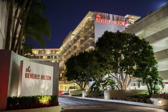 Dodgers Co-Owner Takes Stake in Beverly Hilton Hotel