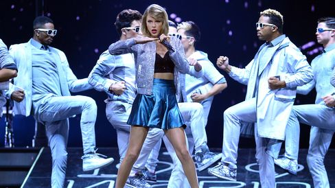 Taylor Swift during 'The 1989 World Tour' on June 20, 2015 in Cologne, Germany.