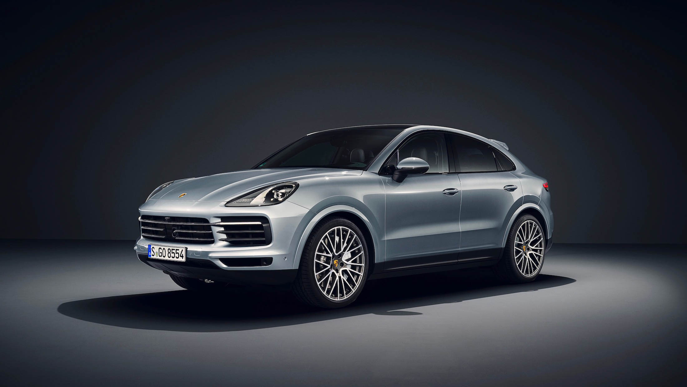 2019 Porsche Cayenne S Review A Good Suv Without Soul Bloomberg