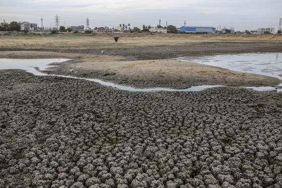 How One of the World's Wettest Major Cities Ran Out of Water