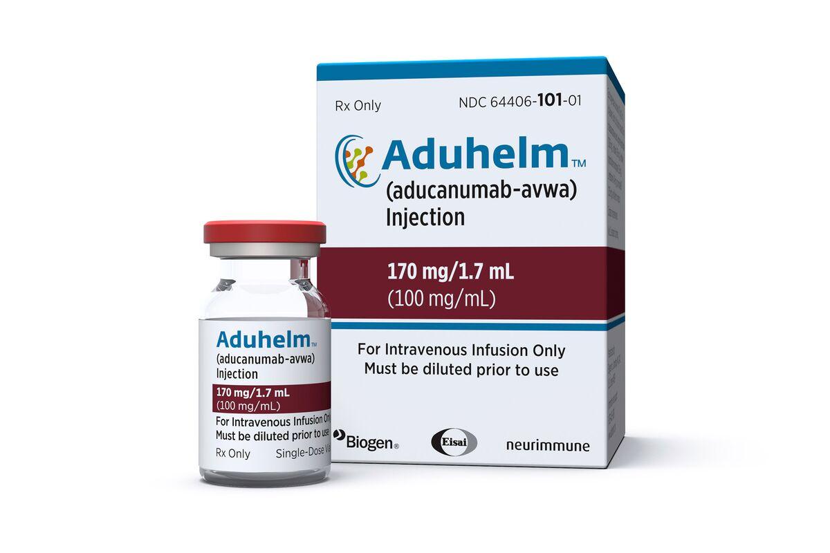 Biogen Aduhelm