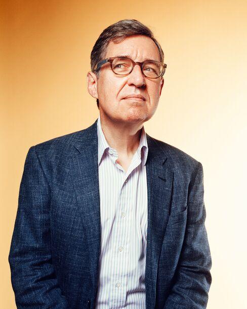 Columbia University Economist Michael Woodford