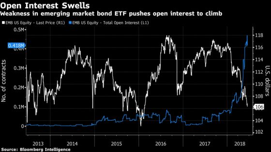 ETFs Say Pain Is Not Over for Emerging Markets as Investors Bail