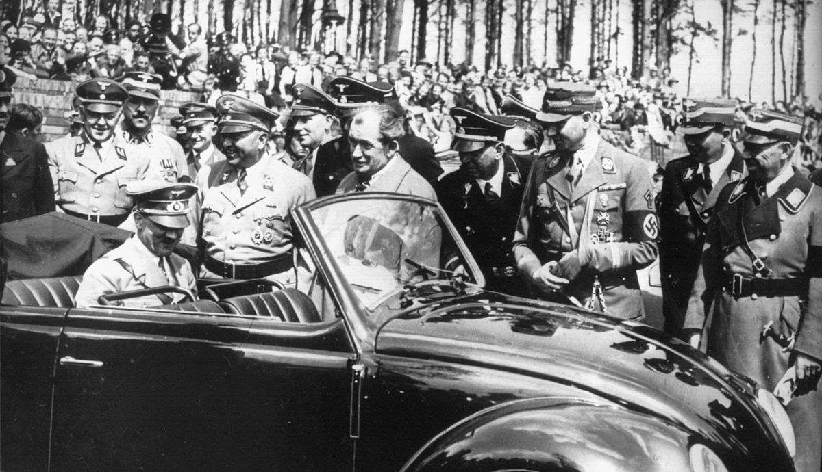 How Beetle Overcame Nazi Past to Become Americans' Car ...