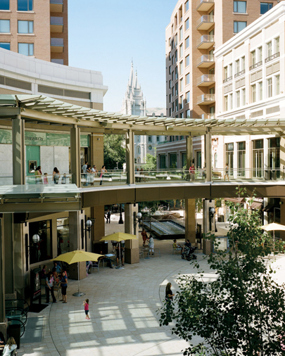 The Megamall: The Mormon-owned City Creek Center, completed in five and a half years
