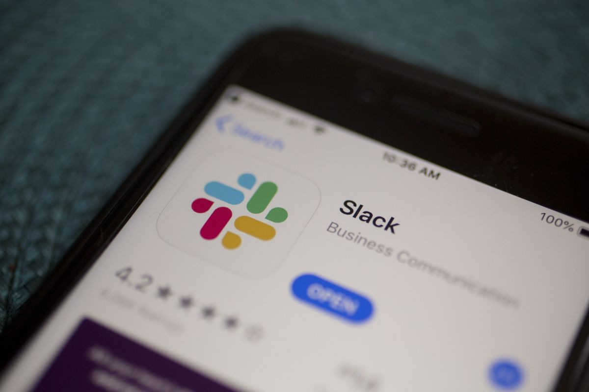 Slack's Rapid Sales Growth to Be on Display in First Earnings Report