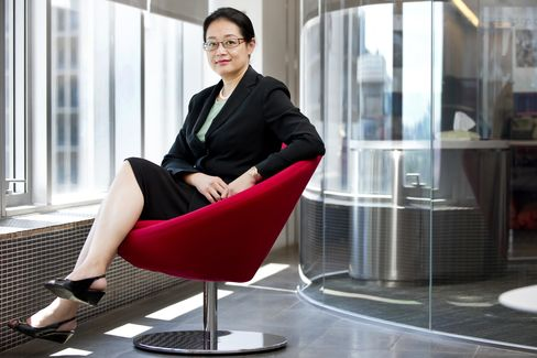 Choosing Baidu Over GM Supports CFO Call for Women to Take Risks