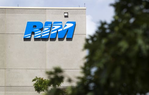 RIM Tumbles Below $10 for Lowest Price Since December 2003