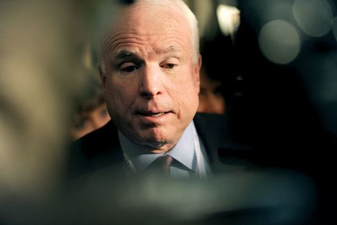 Charlie Rose Talks to John McCain