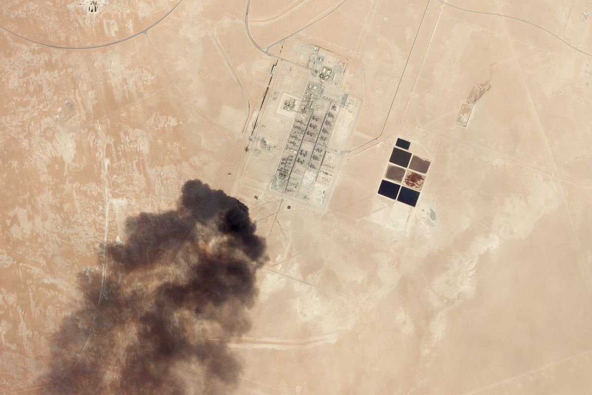 Saudi Oil Facilities Remain Targets After Drone Strikes, Yemen's Houthis Say