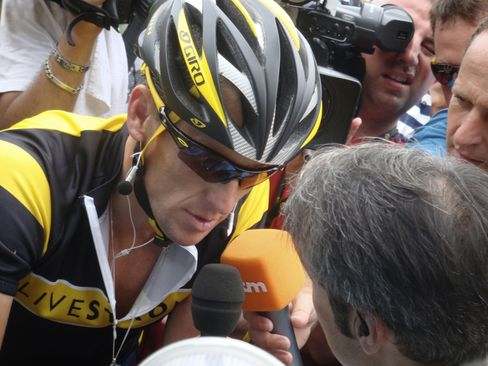'The Armstrong Lie'