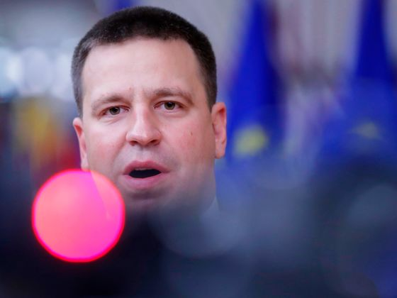 Scandal Sinks Estonian Prime Minister and His Far-Right Allies