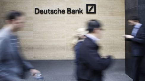 Deutsche Bank AG Offices Following Appointment Of New Chief Executive Officer John Cryan
