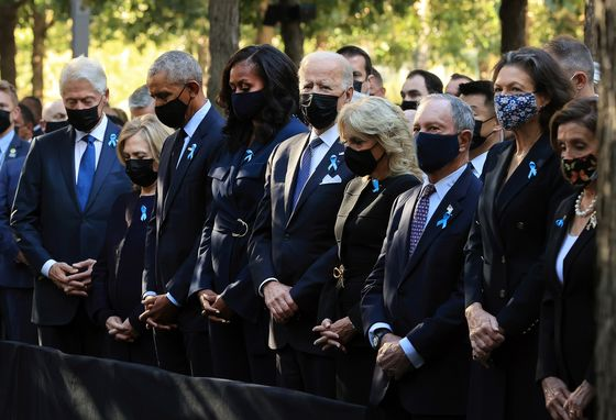 The World Remembers 9/11 on 20th Anniversary of Attacks: Update