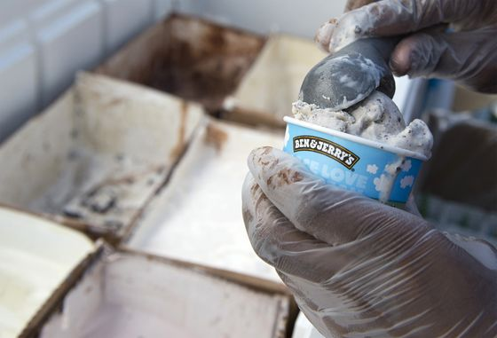 Ben & Jerry's Hasn't Cleaned Up Its Act, Consumer Group Claims