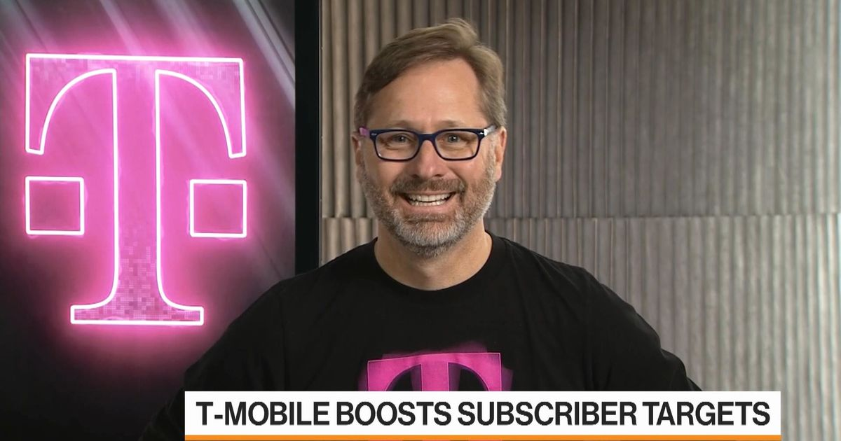 T-Mobile's 5G Lead Over Competition Sustainable, CEO Says