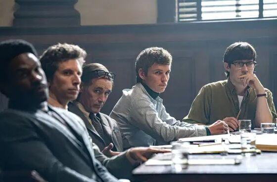 Sorkin's 'Chicago 7' Is Netflix's Latest Shot At Oscar Glory