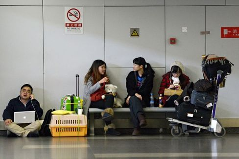 China's Horrible Flight Delays Are About to Get Worse