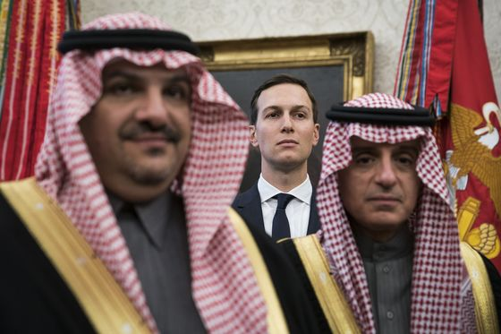 Saudi Prince MBS Cultivated Ties With Kushner for Two Years: NYT