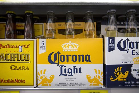 AB InBev Agrees to Sell Piedras Negras Brewery to Constellation