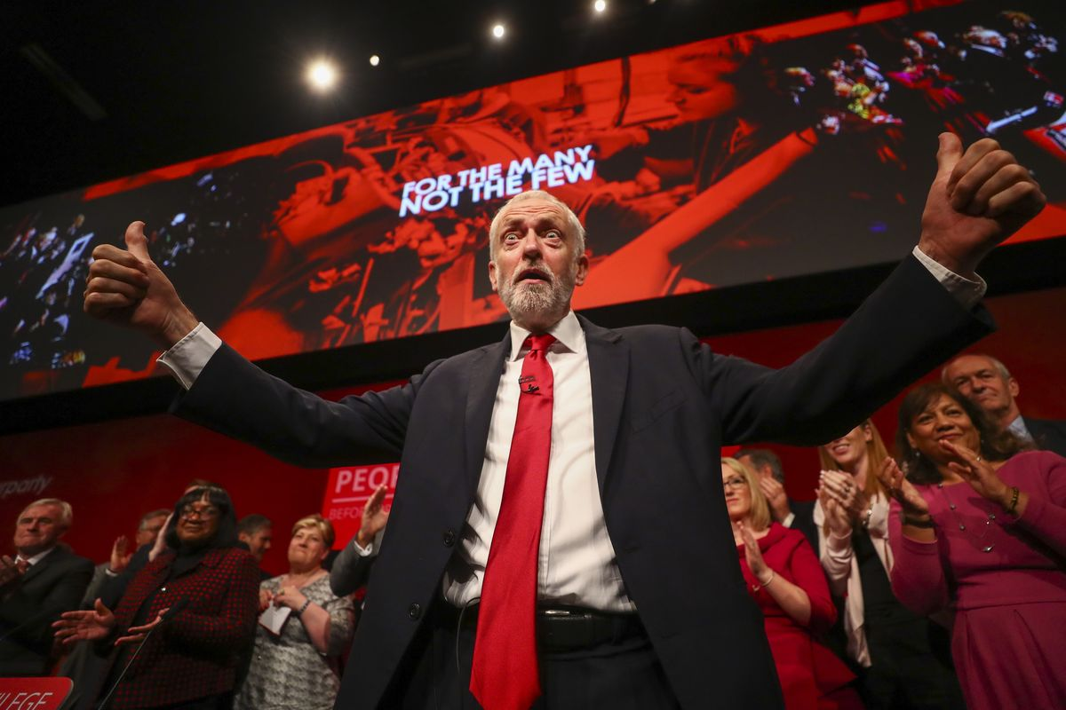 Jeremy Corbyn Is Planning a Revolution