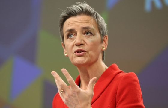 Amazon Delivers Another Big-Tech Tax Defeat to EU's Vestager