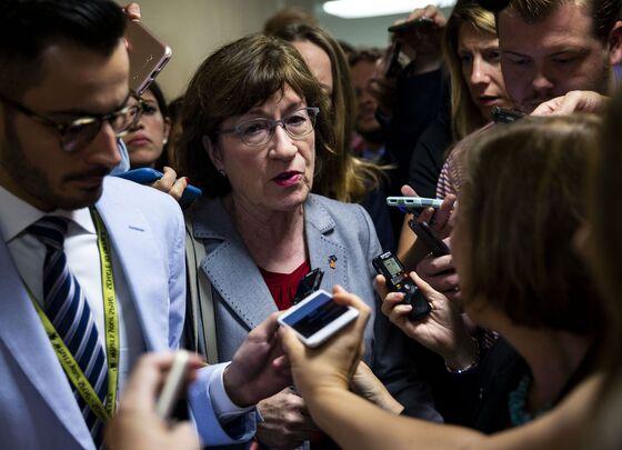 Senate Republicans Struggle to Quell Disunity on Trump Policies