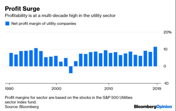 Utility Investors Set Themselves Up for a Shock