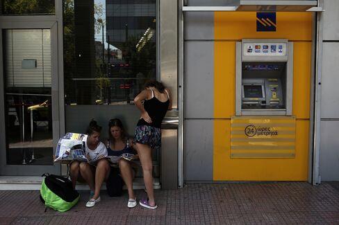 Greek Banks As Greece Enters Fateful Week After Brussels Talks End Fruitlessly