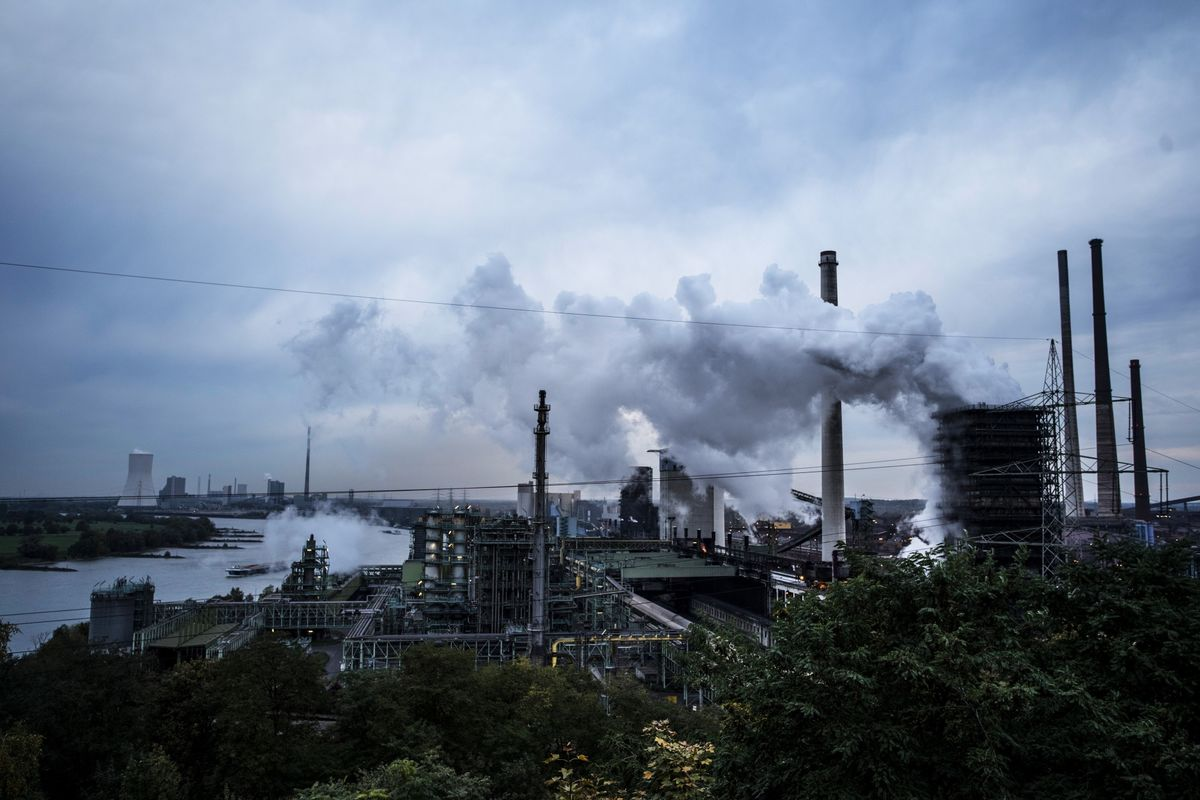 Germany Targets More Ambitious 2045 Net-Zero Emission Goal