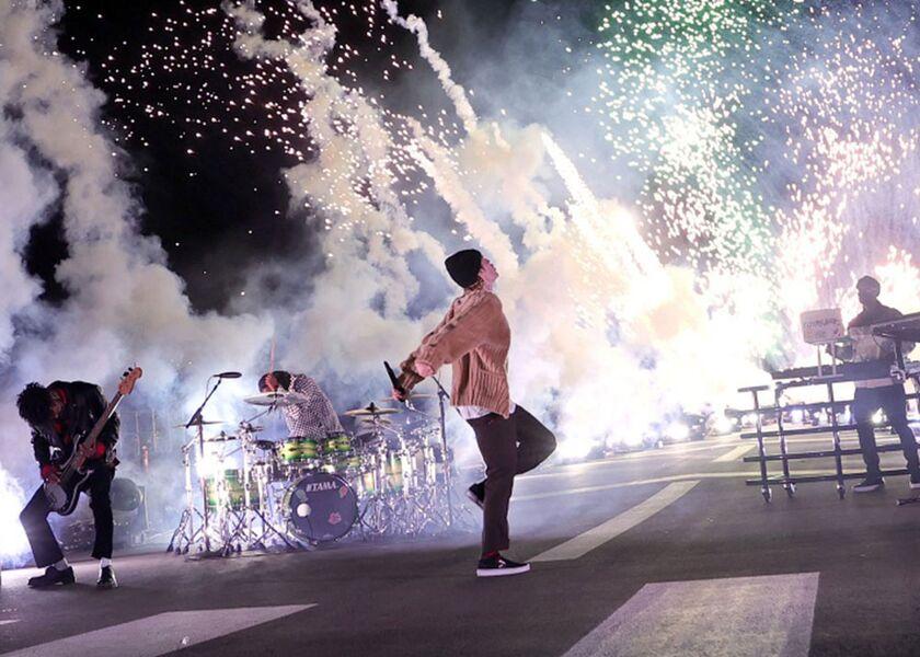 pop star ranking April 2021 homepage
