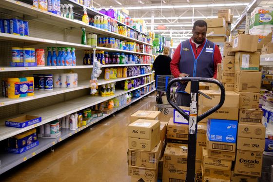 Walmart Beefs Up With 150,000 New Hires, Virus Testing Sites