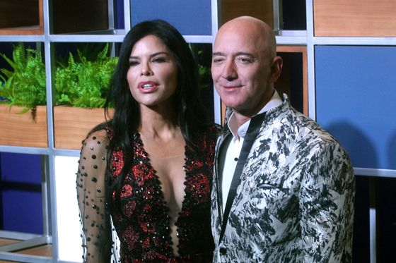 Jeff Bezos Sued for Defamation by Girlfriend Lauren Sanchez's Brother