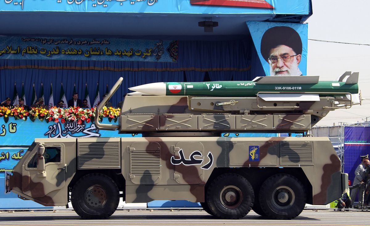 Nuclear Deal Empowered Iran, Saudi Deputy Minister Says
