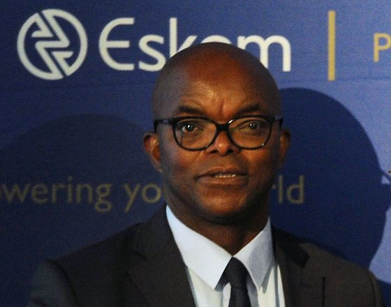 Eskom CEO Says Debt Swap the Best Option to Rescue Utility
