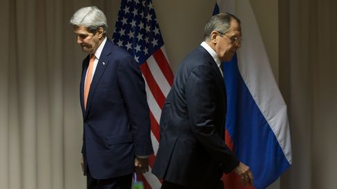 TOPSHOT-SWITZERLAND-US-RUSSIA-SYRIA-DIPLOMACY