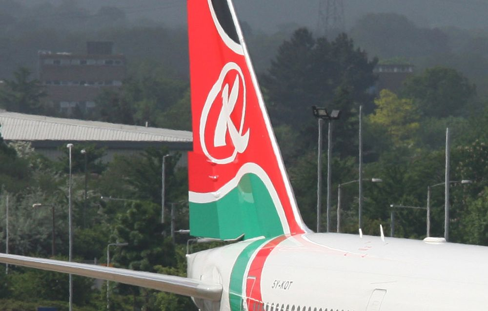 Kenya Airways Dusts Off Expansion Dream With 10 Boeing Plan - Bloomberg