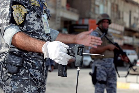 In Iraq, the Bomb-Detecting Device That Didn't Work, Except to Make Money