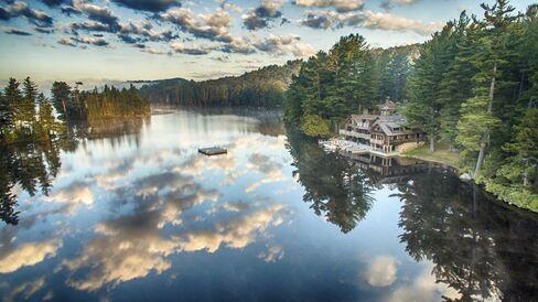 The Lake Kora camp is set on 1,000 acres.