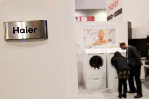China's Haier Offers to Buy F&P Appliances for $564 Million