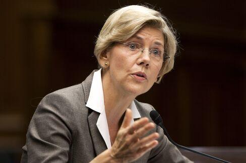 Warren's Income Tops Brown in Dueling Massachusetts Returns