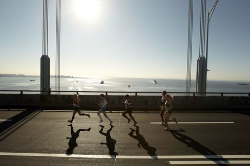 ING U.S. Ends New York City Marathon Sponsorship After 2013