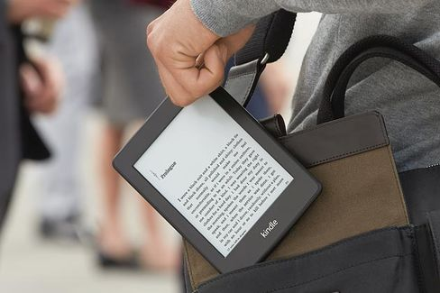 Amazon's New Kindle Is Another Brick in Its Digital-Reading Wall