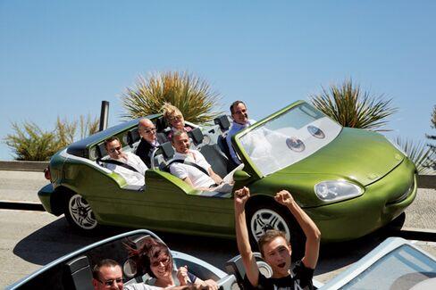 Bob Iger on Disney California Adventure