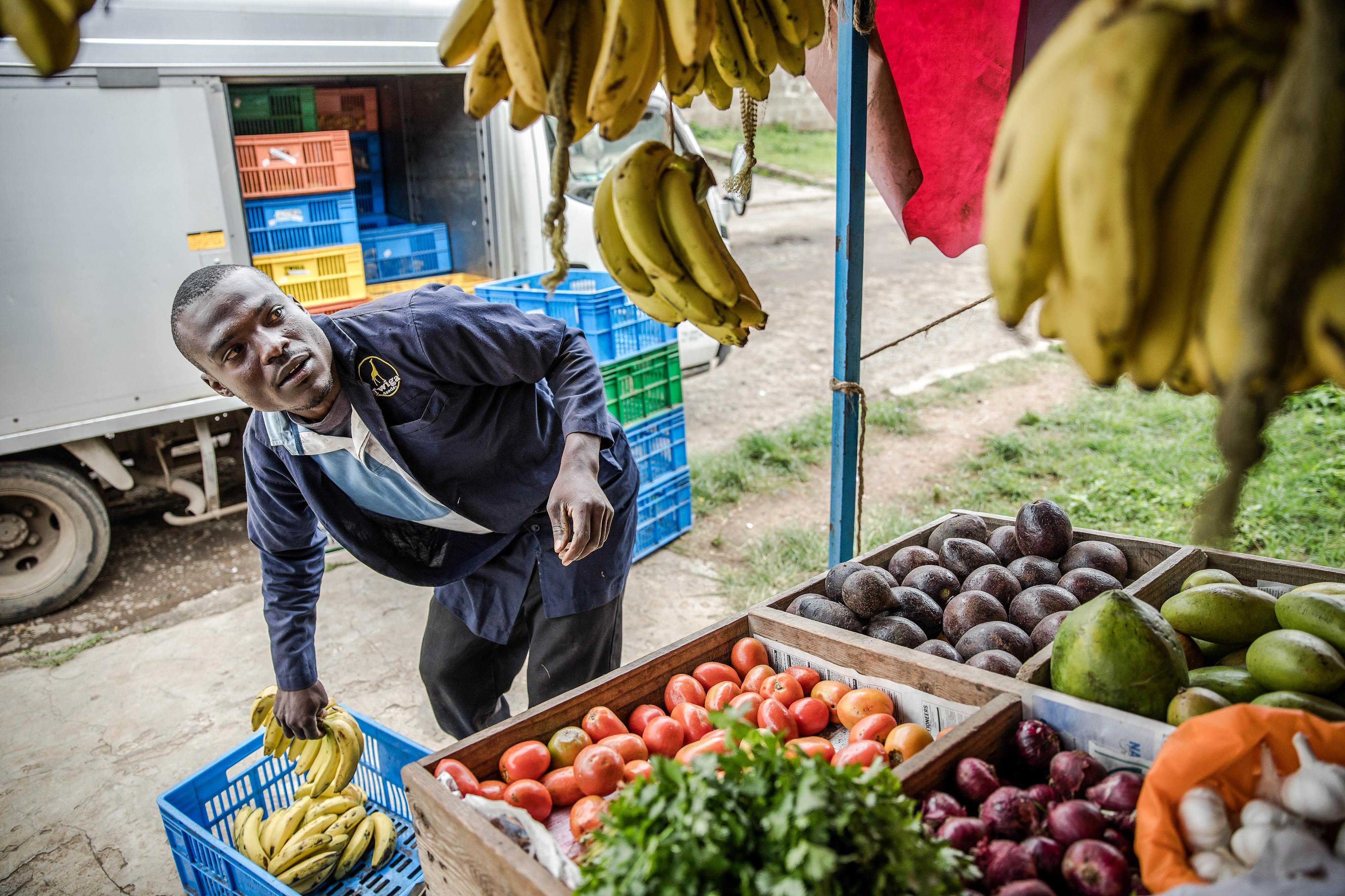 Blockchain Is Opening Up Kenya's $20 Billion Informal Economy