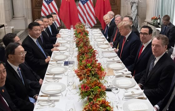 Trump's Dinner Date With Xi May Give Soybean Market Bullish Jolt
