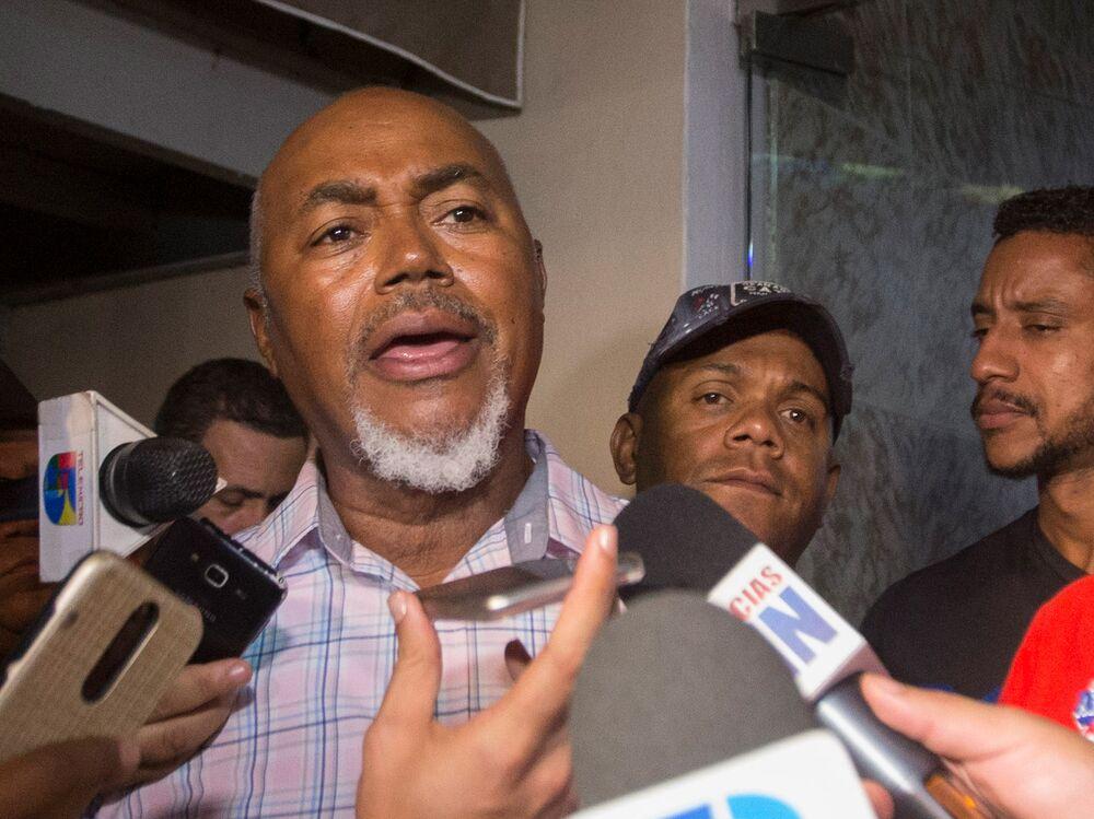 5da26f0d8 Boston Red Sox David Ortiz Shot in Dominican Republica: Latest ...
